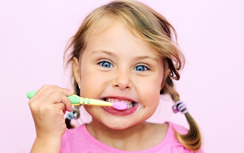 Proper Dental Hygiene for kids