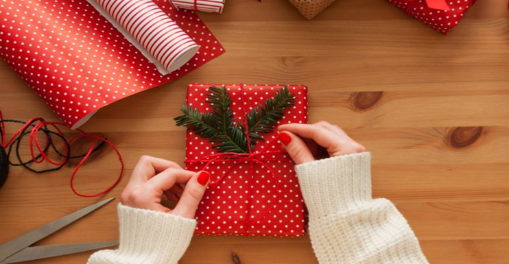 Helpful Gift-Wrapping Tips Using Decorative Papers, Personalized Ribbons, Tapes and Other Wrapping Materials