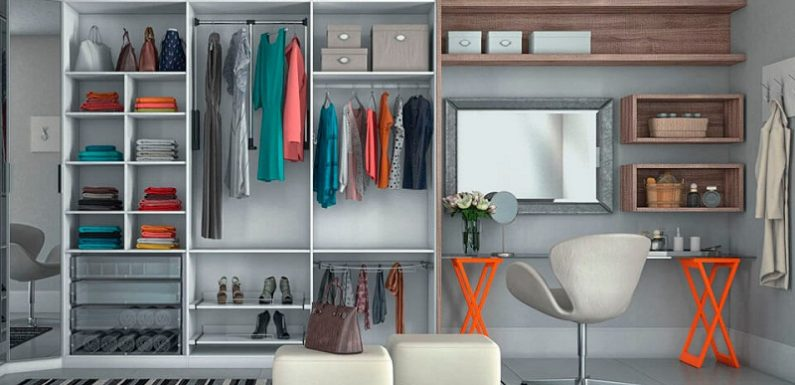 Personalize Your Closet to suit your Lifestyle