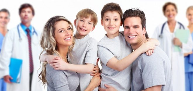 Finding Family Medical Health Insurance is simple