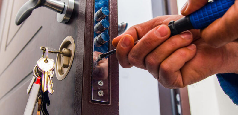 The Local Locksmith – There for you when you need them